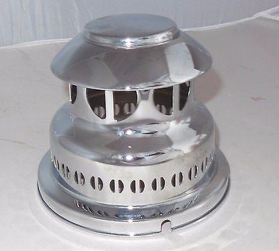 500CP//350CP BriteLyt//Petromax Hood part 123 Nickel chrome brass