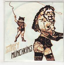 (GO781) Stinky Munchkins, album - DJ CD