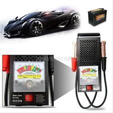 Car Truck Automotive Battery Tester Load Charging Voltage Vehicle Starter Motor