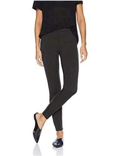 Brand - Daily Ritual Women's Seamed Front,, Charcoal, Size Medium Regular