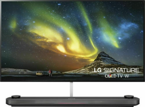 New LG OLED65W7P Wallpaper OLED 2160p 4K Ultra HD TV with High Dynamic Range.