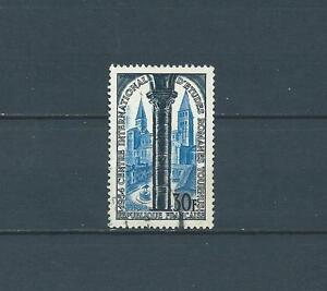 EGLISE-ST-PHILIBERT-1954-YT-986-TIMBRE-OBL-USED