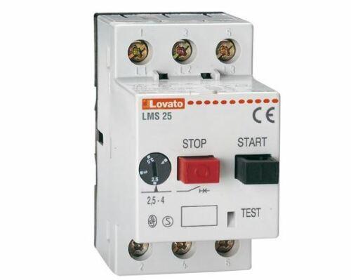 11LMS2510T Manual Motor Starter 230v