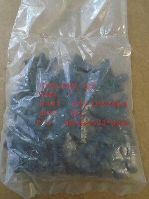 PACK OF 100 EA SOCKET HEAD CAP SCREW WITH VARIOUS APPLICATIONS P//N NAS1352-08-8