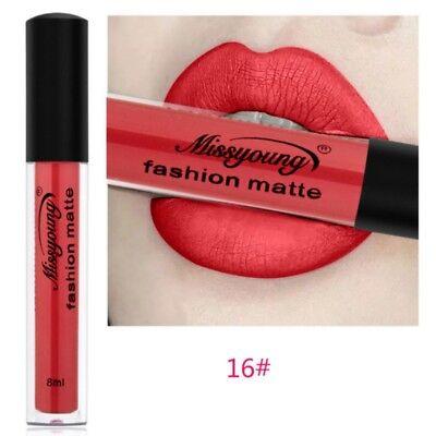 Long Lasting Lipstick Pencil Rouge à lèvres Matte Lip Gloss Liquid Maquillage