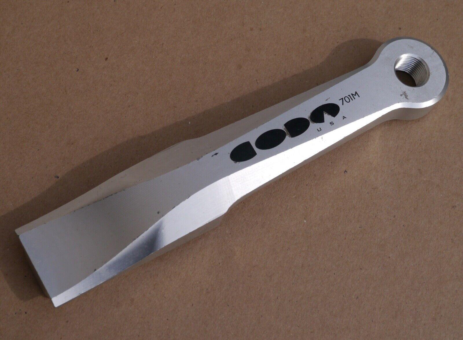 NOS Coda Usa 701M, 175 mm right crank arm, aluminium Cnc made, 1996