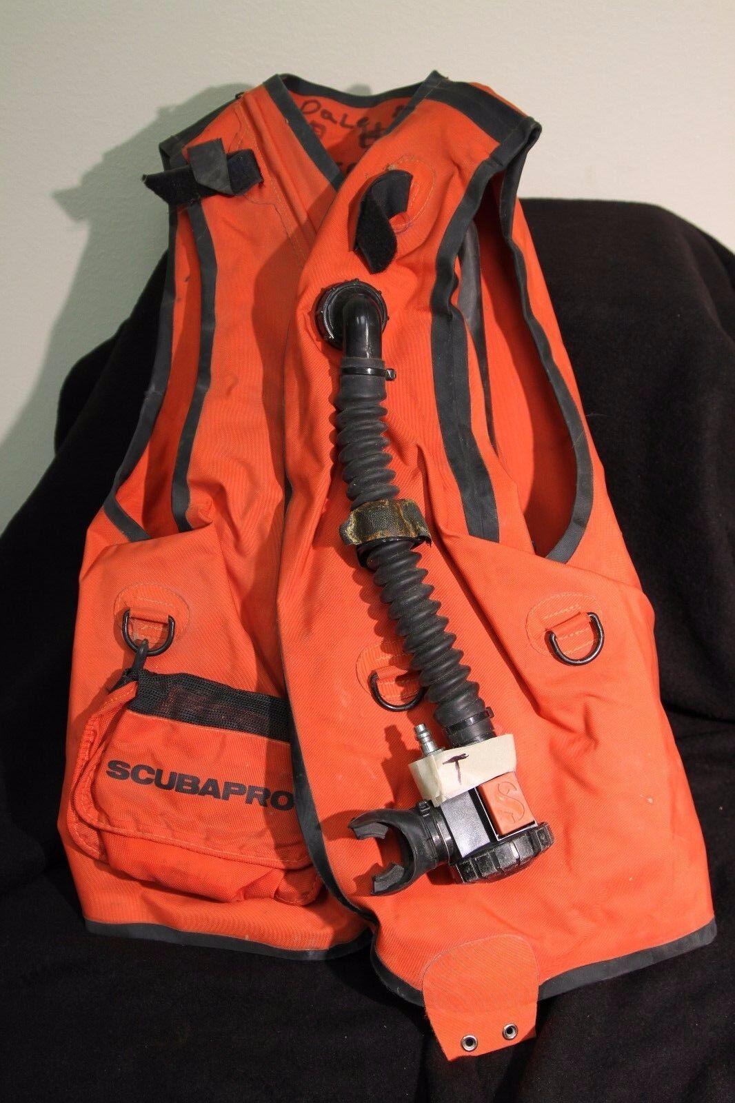Scuba pro Buoyancy Compensator Large