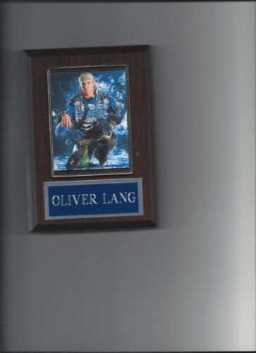 OLIVER LANG PLAQUE PRO PAINTBALL