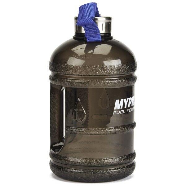 Bouteille Bidons d'eau Gallon Hydrator Hydrator Hydrator Water Jug 1.9 L 7579a9