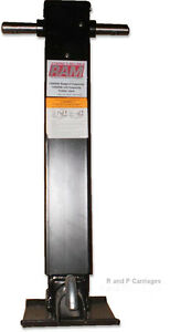 Ram-12000-pound-lb-Square-Sidewind-Spring-Loaded-Drop-Leg-Trailer-Jack