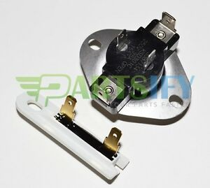 whirlpool dryer thermostat wiring diagram new part 3387134 3392519 fits kenmore sears dryer ...