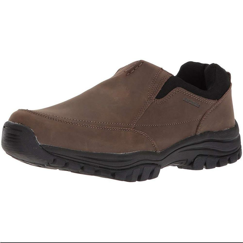 Northside Men's Whitman Leather Casual Low Hiker Comfort shoes