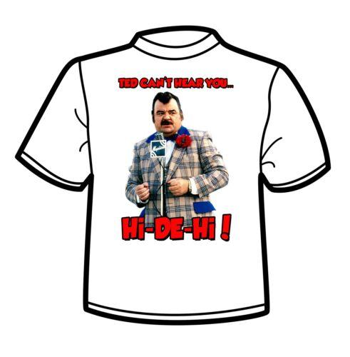 Hi-De-Hi T-Shirt Paul Shane Ted Bovis