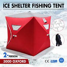 Ice Shelter Eis Angeln Zelt 8 Personen Kältebaständig Strand Ice Fishing Zelt