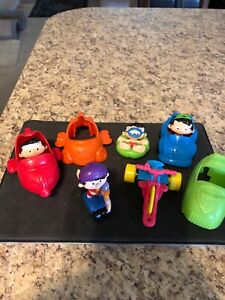 McDonalds-Happy-Meal-Toy-Bobby-039-s-World-Set-Of-4-1994