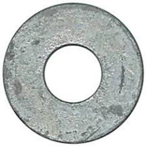 "3//4/"" 100 Hot Dipped Galvanized Flat Washers"