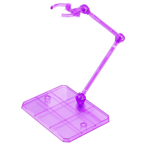 Action Figure Base Display Stand Holder For Bandai HG//RG//SD Gundam Model Toy XS