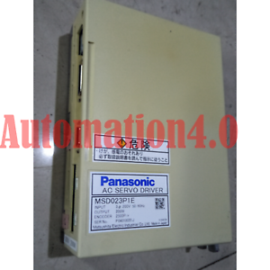 1PC NEW Panasonic servo driver MSD023P1E one year warranty free Shipping