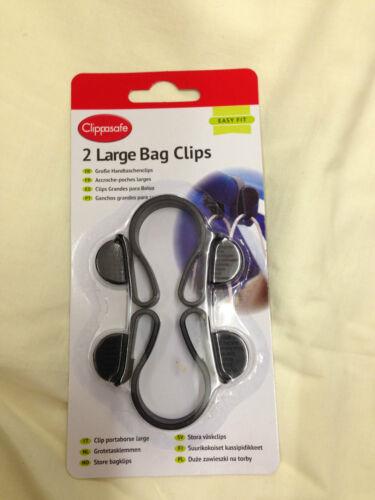 pack of 2 pram clips fits cosatto wow pram pushchair
