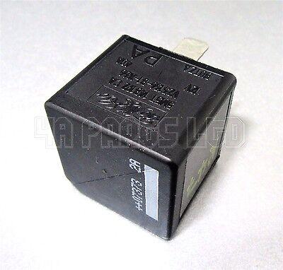 FORD BLACK RELAY 12V 4 PIN 6G9T-14B192-CA