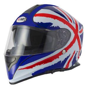 VCAN-V127-BRITAIN-BRITISH-MOTORCYCLE-MOTORBIKE-FULL-FACE-HELMET-UNION-JACK-FLAG
