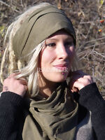2 Usmc Neckerchief Cotton Knit Coyote Brown Usgi Headwrap Marine Scarf Usa Made