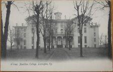 1905 Postcard: Hamilton College- Lexington, Kentucky KY