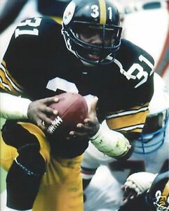 7c611e03a06 Image is loading DONNIE-SHELL-8X10-PHOTO-PITTSBURGH-STEELERS-PICTURE-NFL-