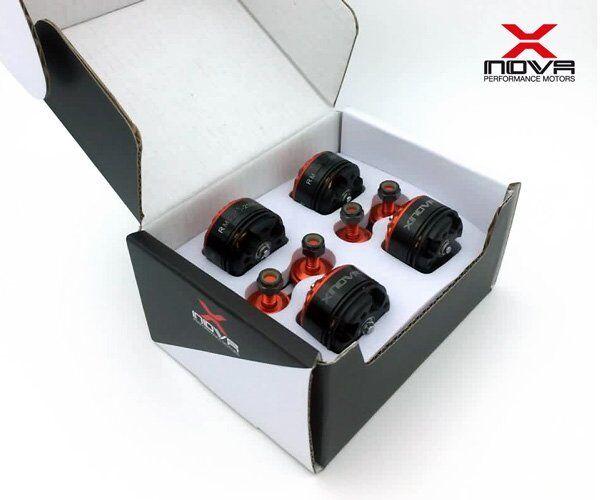 2204-2500KV Xnova Lightening FPV Motor Racing Combo 4pcs XNOVA_L_2204-2500KV