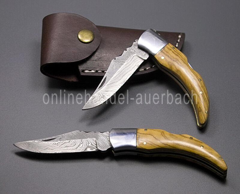 Damastmesser Klappmesser Damaszenermesser Taschenmesser Klappmesser Damastmesser Messer 2a2633
