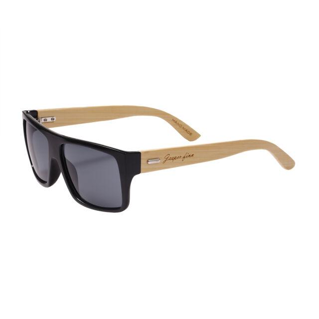 1d71e6c0cbe5 Jasper Finn® Handmade Mens Bamboo Wooden Sunglasses Shades UV400 Wood Retro