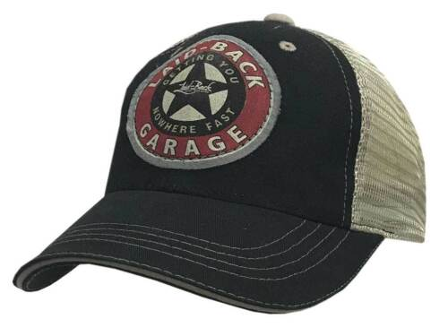 Laid-Back Mens Garage Star Softee Hat Baseball Cap Mechanic Gear Head LB18713SMT