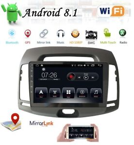 9-Inch-Android-8-1-Car-DVD-GPS-Radio-Player-for-Hyundai-Elantra-Avante-2006-2010