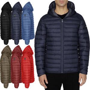 Chaqueta-hombre-TWIG-100gr-ultra-ligera-abrigo-parka-capucha-negro-azul