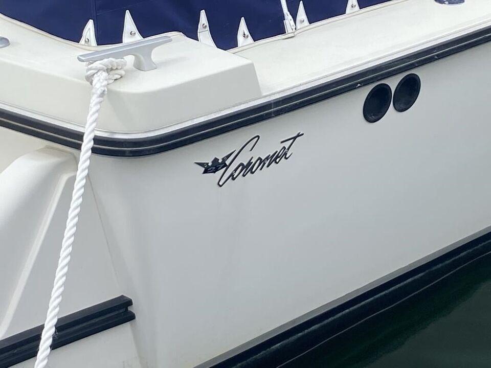 Coronet 270 Family, Motorbåd, årg. 2007