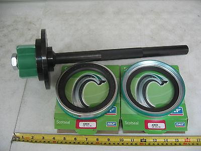 # National 370065A 307-0723 Trailer Wheel Seals /& Install Tool SKF # 42623 Ref