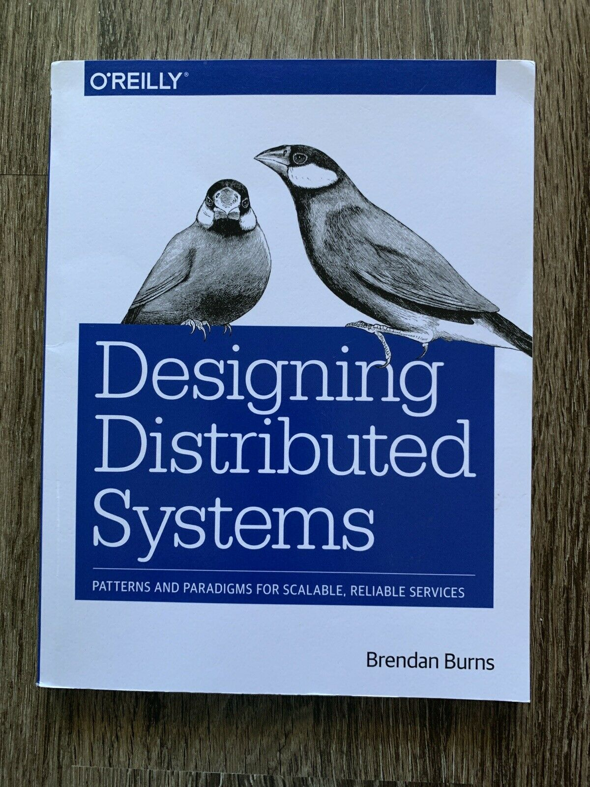 Designing Distributed Systems Patterns And Paradigms For Scalable Reliable Services By Brendan Burns 2018 Trade Paperback For Sale Online Ebay