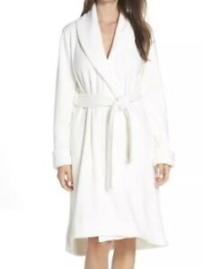 624d9060ad UGG Women s Duffield II Robe Cream SZ Large  130 Style 1085612 ...