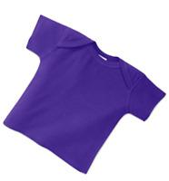Rabbit Skins Fine Jersey 100% Cotton Infant Lap Tee Soft Sizes 6m, 12m, 18m