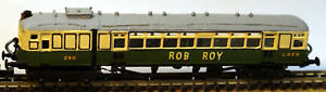 LNER-Sentinel-Steam-Railcar-Body-Kit-N-Scale-1-148-UNPAINTED-Langley-Kit-B11