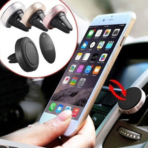 Universal-Magnetic-Vehicle-Car-Air-Vent-Holder-Mount-Stand-For-Cell-Phone-GPS