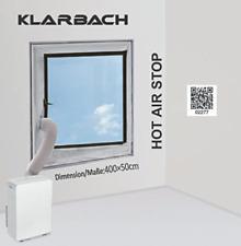 Artikelbild KLARBACH Hot Air Stop Wand-/Fensterdurchführung für Klimageräte