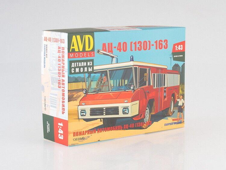 deportes calientes Modelo para montaje 1 43 ZIL-AC-40 ZIL-AC-40 ZIL-AC-40 (130) -163  descuento de bajo precio