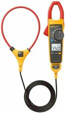 Fluke 376 Fc True Rms Acdc Clamp Meter With Iflex