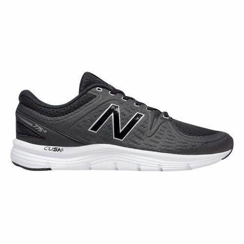 Para hombres 775v2 Running Negro/Plata Zapatos  New Balance Negro/Plata Running #NCBDN 38 a22429