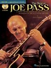 The Best of Joe Pass With CD Audio by Wolf Marshall Paperback Book Engl
