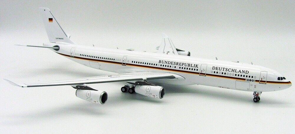 Inflight 200 If3430717 1 200 Tedesco Aeronautica Airbus A340-300 1601