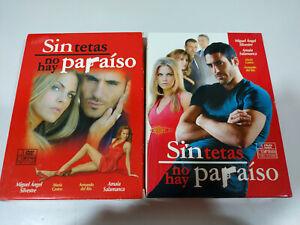 Sin-tetas-no-hay-paraiso-Stagione-2-Completa-MIGUEL-Angel-SILVESTRE-6-X-DVD-5T