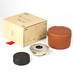 7artisans 35mm F5.6 Full-Frame Manual Ultra-Thin Lens For Leica M Mount Camera