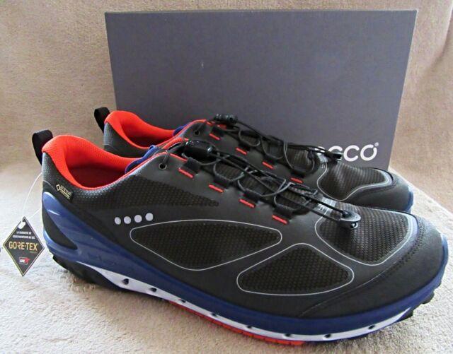 f24a86e7de ECCO Biom Venture Affect GTX Black Fire Gore-tex Shoes US 10 - 10.5 M EUR  44 NWB